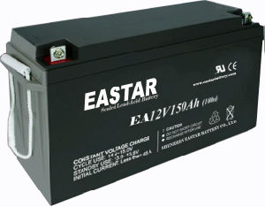 Factory Price 12V 150ah Lead Acid Battery with High Quality pictures & photos