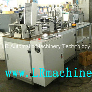 Automatic Ultrasonic Outer Earloop Face Mask Welding Machine pictures & photos