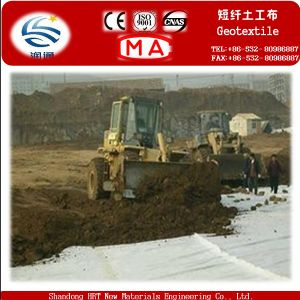 Hot Sale Buliding Construction Road Highway 100g-800g Nonwoven Woven Geotextile pictures & photos