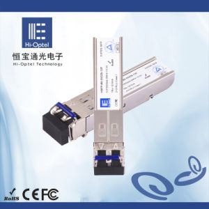 1.25G SFP Optical Module Bi-Di/Dulex SM/mm up to 120KM Made in China pictures & photos