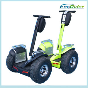 4000W Ecorider E-Bike Samsung Lithium 72V Electric Chariot Golf Scooter pictures & photos