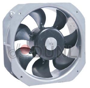 DC Axial Fan with External Rotor Motors 200mm