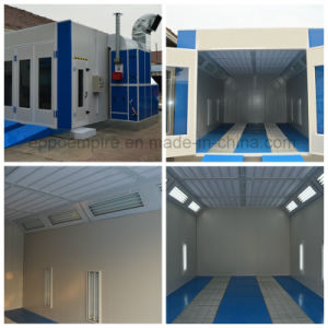 Ce Approved Ep-200 Car Paint Spray Booth pictures & photos