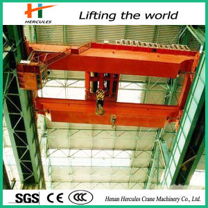 Heavy Duty Double Girder Eot Bridge Crane Supplier pictures & photos