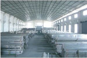 201 304 316 Stainless Steel Tube for Weldding Pipe of Construction Decoration pictures & photos