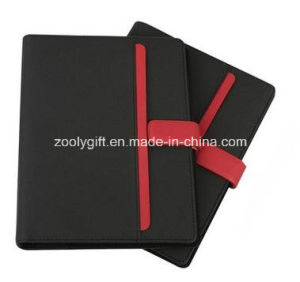 Fashion PU Leather Agenda Organizer Notebook for Business pictures & photos