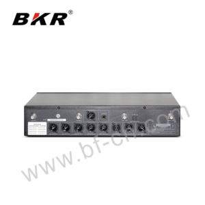 Bu-3980 Black Wireless Microphone System pictures & photos