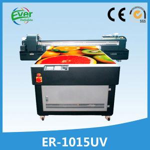 Large Format Glass Plastic Inkjet Flatbed UV Industrial Printer