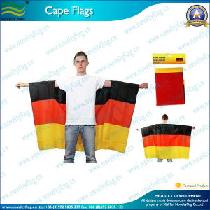 Body Cape Flag for Sports Fans (B-NF07F02015) pictures & photos
