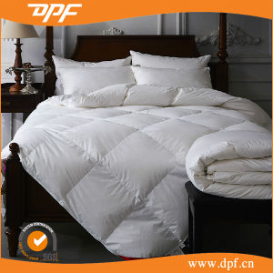 Goose Down Duvet Goose Feather Quilt for Hotel Bedding (DPF052927) pictures & photos