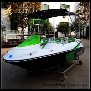 4.6m Fiberglass High Speedl Boat on Crazy Price pictures & photos
