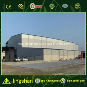 Economic Prefab Modular Steel Warehouse pictures & photos