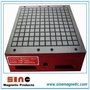 Grids Super Permanent Magnetic Chuck /Sucher (machining center, CNC milling) pictures & photos