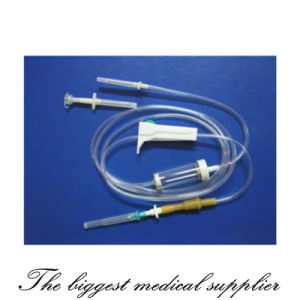 Medical Disposable IV Transfusion Infusion Set pictures & photos