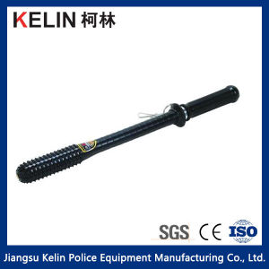 Police Anti Riot Rubber Baton for Personal Protection pictures & photos