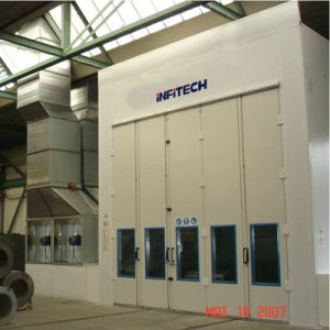 Ce Large Spray Booth Paint Booth for Factory pictures & photos