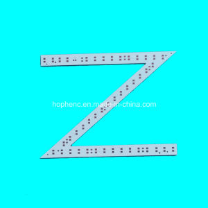 White Fr-4 LED PCB Board
