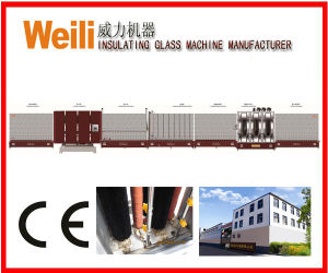 Insulating Glass Machine--2500 Vertical Insulating Glass Production Line pictures & photos