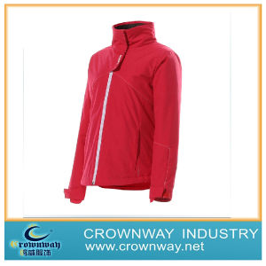 Ski Snow Windproof Outdoor Jacket for Women pictures & photos