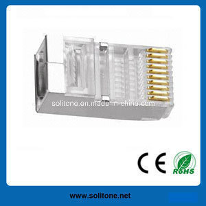 CAT6 RJ45 FTP Plug/Modular Plug (ST-CAT6-F8P) pictures & photos