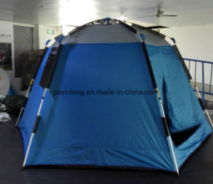 Customized Color Outdoor Automatic Camping Tent