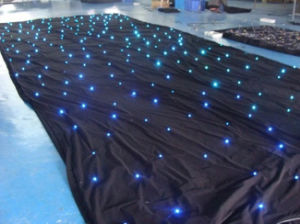 Cheap RGBW LED Curtains for Stage Backdrops pictures & photos