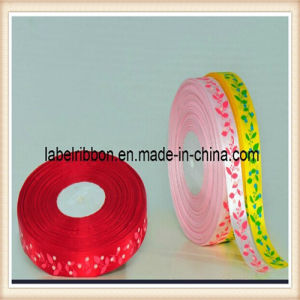 OEM Narrow Colorful Decoration Polyester Ribbon pictures & photos