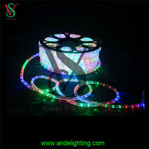 10mm Mini Rope Light for Outdoor Lighting Project pictures & photos