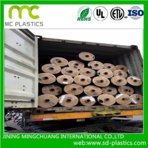 PVC Soft/Clear/Flexible/Phathalate-Free/Static/Auti-UV Film with Rolls pictures & photos