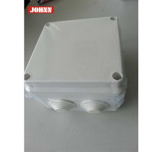 Plasitc White Junction Box Electrical Box Wiring Box pictures & photos