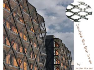 Sunshade Decorative Wire Mesh Screen