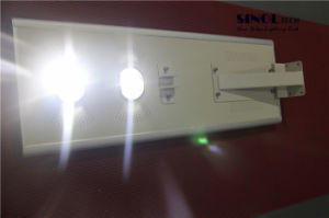 70W Integrated Solar Street Lamp/All-in-One Solar LED Road Lighting pictures & photos