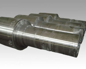 Forged Hardened Steel Roll, Forged Steel Mill Rolls pictures & photos