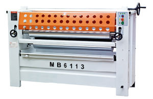 Hot Sale 1350mm Width Single/Double Surface Glue Spreader MB6113