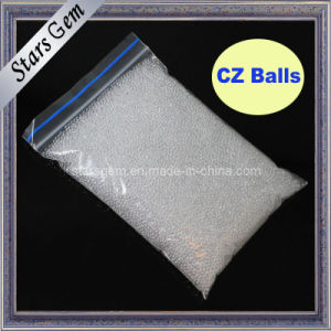 0.7mm-3mm CZ Balls/Semi-Finished CZ pictures & photos