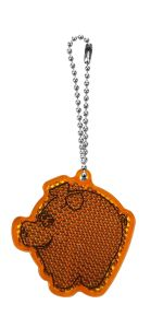 Pig Reflective Keychain, Also Used as Hanger pictures & photos