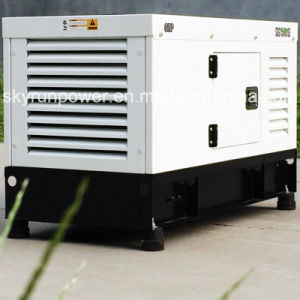 10kVA Portable Home Power Silent Generator Diesel Generating Set (SDG15000SE) pictures & photos