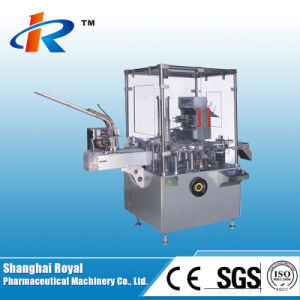 LZH-120 Vertical Automatic Alu PVC Blister Boxing Machine pictures & photos