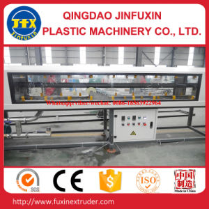 PE Plastic Water/Gas Pipe Extrusion Machine pictures & photos
