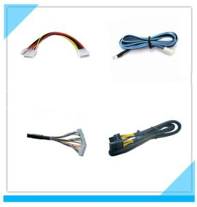 Manufacturer Custom Electrical Wire Harness pictures & photos