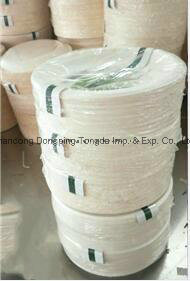6 Inch Eco-Friendly Sugarcane Pulp Round Plate pictures & photos