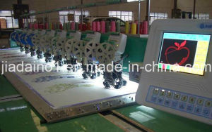 609 Double Sequin Embroidery Machine pictures & photos