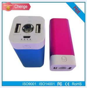 Hot Selling Portable Power Bank, Slim New Mobile Power Bank 2600mAh for Sale