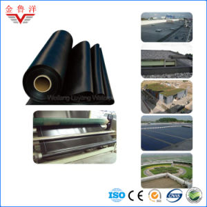 Building Material/Waterproof Material EPDM Rubber Waterproof Membrane for Roof