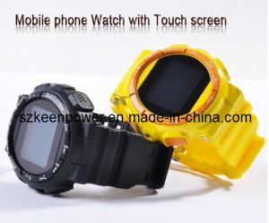 Sport Watch Phone Dual SIM 1.3MP Camera 1.4inch Touch Screen pictures & photos