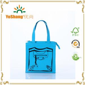 Bags Women Shiny PVC Ladies Bag Waterproof Fashion Ladies Shoulder Bag pictures & photos