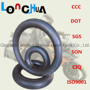 DOT Soncap ISO9001 Certificated Motorcycle Inner Tube (3.00-10, 4.00-8, 4.10-18, 4.00-12, 3.50-10, 3.25-16) pictures & photos