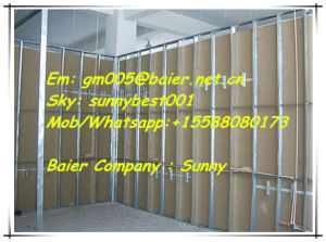 Gypsum Board, Plaster Board for Drywalls and Partition pictures & photos