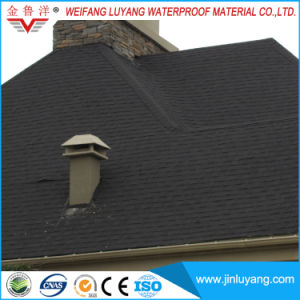 China Wholesale Price Laminated Asphalt Roofing Shingle / Tile for Wooden House