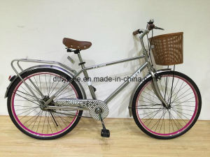 26inch City Bike, Single Speed, 2017new Type Bicycle pictures & photos